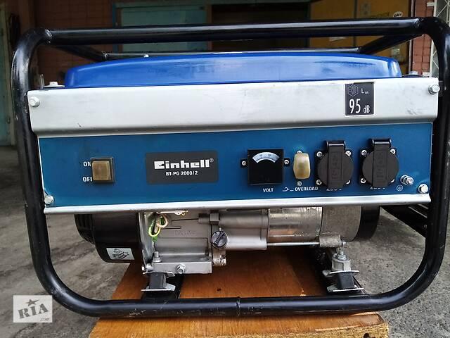 Генератор бензиновый Einhell BT-PG 2000/2 2kW Продам- объявление о продаже  в Вараше (Кузнецовск)
