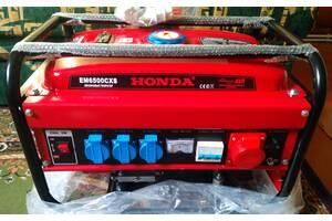 Генератор бензиновый Honda EM6500CXS 5 кВт