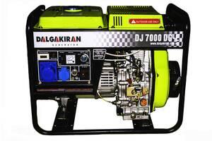 Генератор дизельний Dalgakiran DJ 7000 DG-E