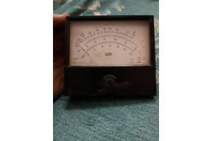Головка прибора ампервольтметра Ц20