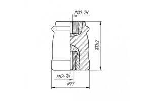 Изолятор ИОР 6 x 3,75