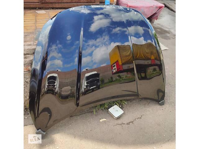 продам Капот Nissan Sentra 2016-19 рестайл капот сентра чорнийEclass Салон торпедо сиденье диван обшивки подлокотник руль бу  в Украине