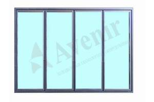 Холодильні двері для камер-вітрин