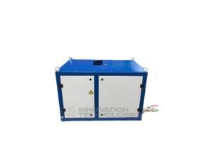 Конденсаторная батарея для индукционной плавильной печи
