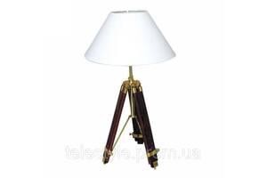 Лампа Sea Club 550164 55х35 см. латунная