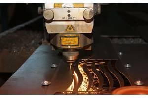 Лазерна різка металу, зварювання, гнуття, фарбування, токарні роботи