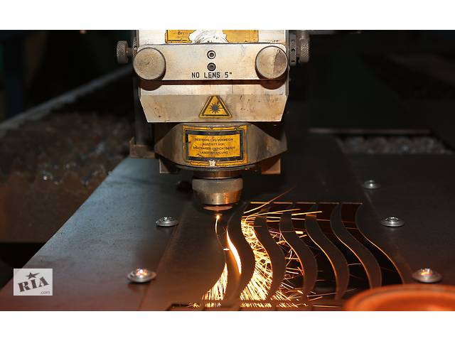 Лазерная резка металла, гидроабразивная (водорезка), плазменная, сварка, гибка, покраска, токарные работы, гравировка- объявление о продаже   в Украине