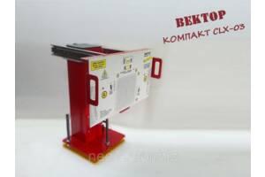 Лазерный стенд развал-схождения Вектор-Компакт-03