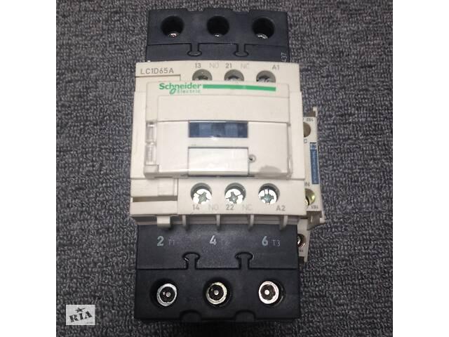 Магнитный пускатель (контактор) / Schneider Electric /LC1D65A