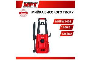 Мийка високого тиску MPT MHPW1403, 125 Bar