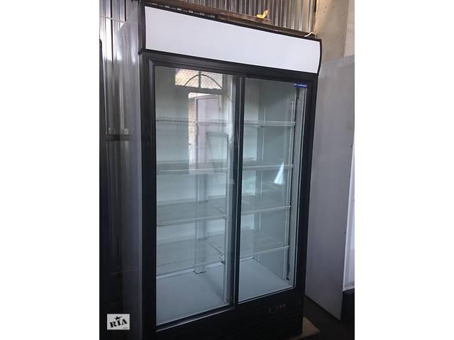 Оборудование торговое бу. Холодильник витрина шкаф на 2 двери б/у- объявление о продаже  в Прилуках