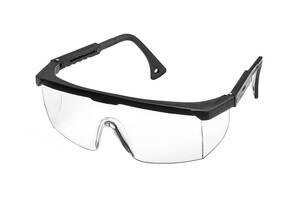 Очки защитные  Комфорт линза прозрачная с регулируемой дужкой