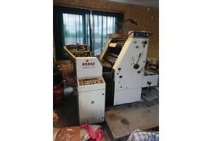 Офсетна друкарська машина Adast Dominant 715 C повний цикл виробництва