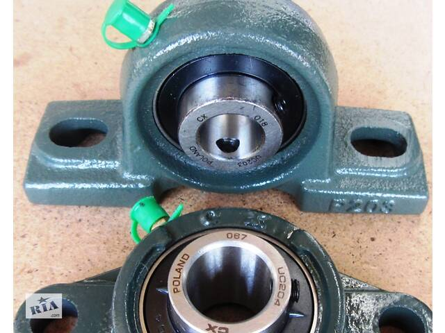 Подшипниковые  узлы  UCFL204  -под  вал  20 мм