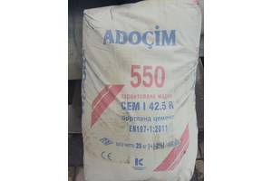 продам свежий цемент-марка 550 Портланд (качество)!