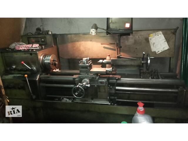 Продам токарный станок 16К20 (рмц 1400 мм.)