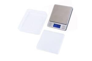 Профессиональные ювелирные весы Ks-386 до 3 кг шаг 0,1 2 чаши (bks_02113)