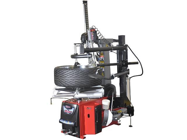 "продам Шиномонтажный стенд (автомат, захват диска от 10"" до 26"", + технороллер, пневмовзрыв, + Auto Hook) BRIGHT GT887NS-AL3... бу в Дубно"