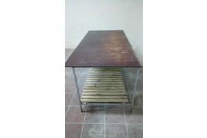 Стол металлический