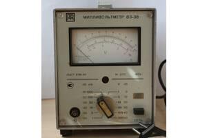 Вольтметр переменного тока В3-38