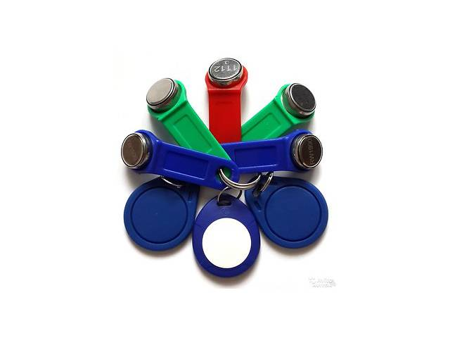 купить бу Виготовлення домофонних ключів Dallas, Cyfral, Vizit, Метаком в Вінниці