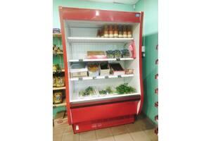 витрина холодильная горка