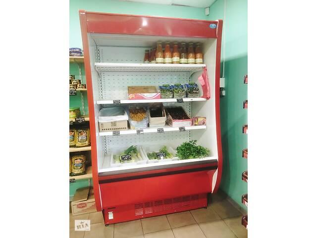 купить бу витрина холодильная горка  в Одессе