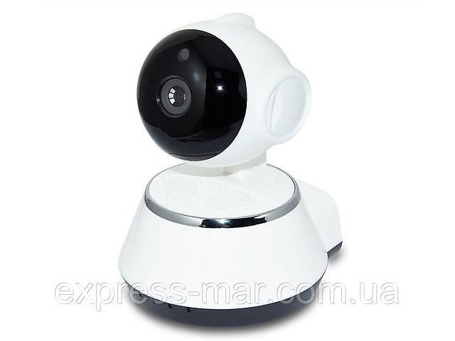 купить бу Wi-Fi / IP поворотна камера V380-Q6 360 градусів в Харкові