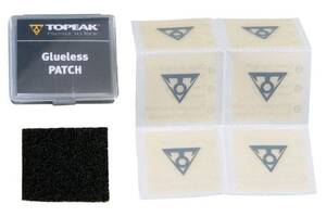 Заплатки-самоклейки Topeak Glueless Patch Kit (TGP03)