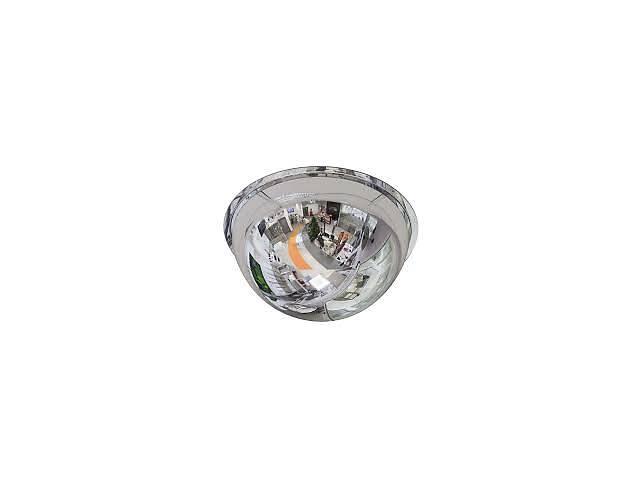 бу Зеркало Купольное Megaplast 600x360 для кругового наблюдения. в Киеве