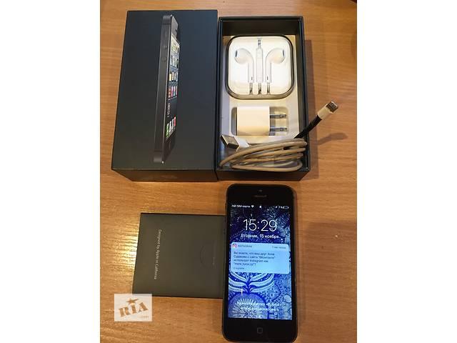 продам iPhone 5 16 gb  бу в Запорожье