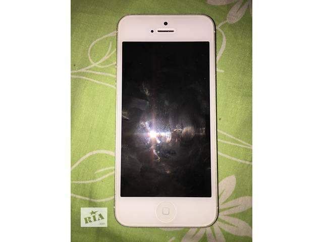 Iphone 5 16gb- объявление о продаже  в Полтаве