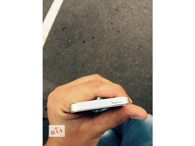 купить бу Iphone 5s 16 GB в Белой Церкви (Киевской обл.)