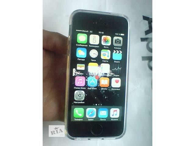 продам Iphone 5s 32 gb,original бу в Чернигове