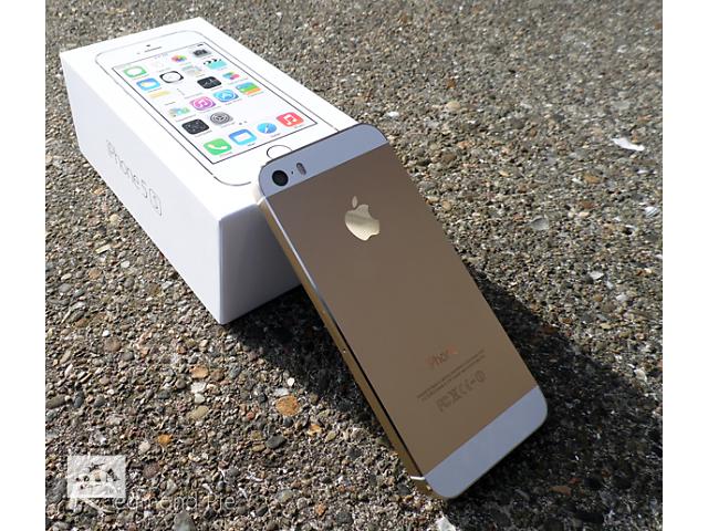 продам iPhone 5S Neverlock Gold - Space Gray и Silver три цвета бу в Одессе