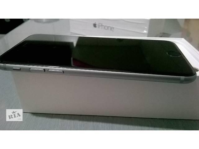 купить бу iPhone 6 16 gb Space Gray, Neverlock в Харькове