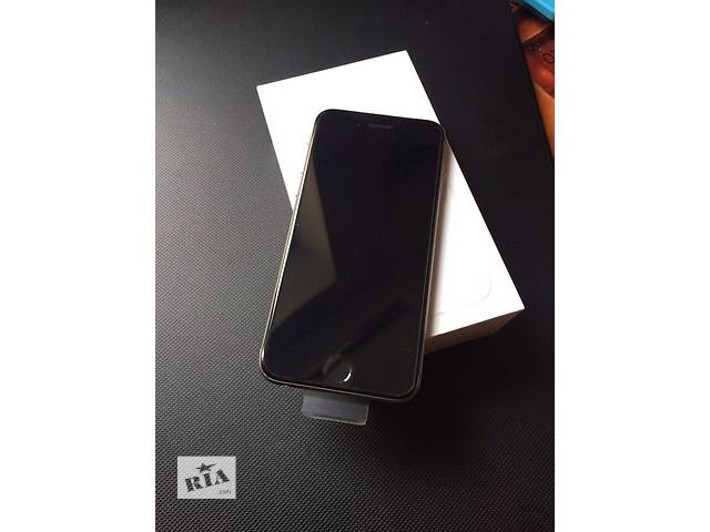 Iphone 6/64Gb Space Gray- объявление о продаже  в Киеве