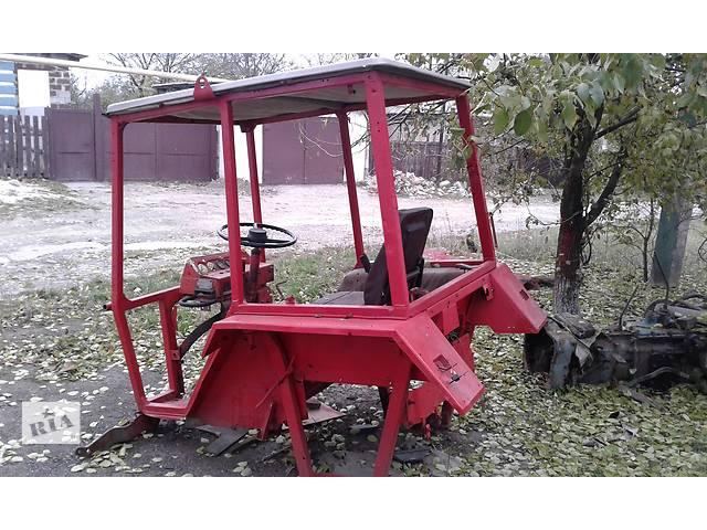 купить бу Кабина для трактора ЮМЗ комплектная в Донецке