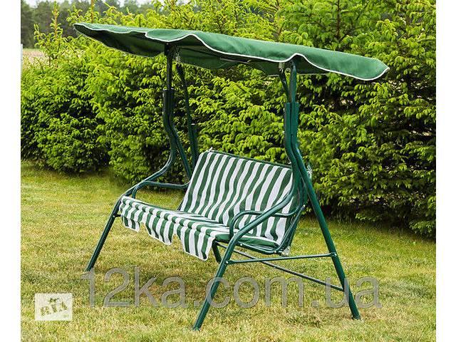 купить бу Качель садовапя Happy Green STRIPY II  в Виннице