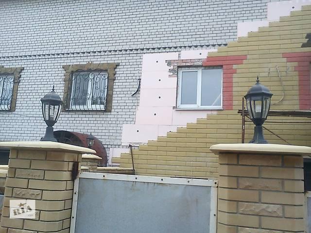 Сайдинг каменный фасадный Донрок для утепления и облицовки фасада- объявление о продаже  в Донецке