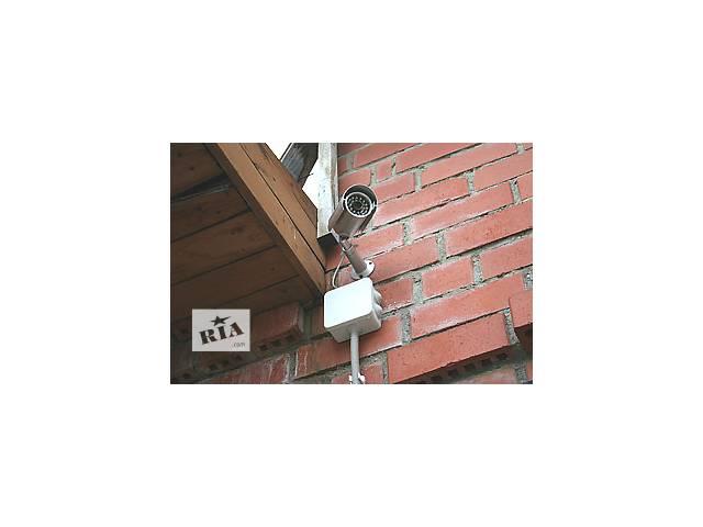 Камеры видеонаблюдения в Запорожье, установка камер Запорожье- объявление о продаже  в Запорожье