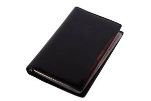 Блокнот-органайзер кожаный Vip Collection 84 Prestige Черный