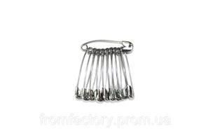 Булавки (10шт) №2 - 3.5см/серебряные