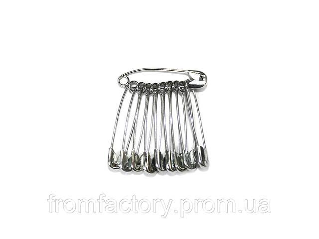 бу Булавки (10шт) №4 - 5.5см/серебряные в Харкові