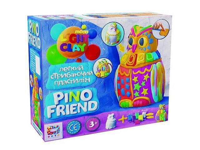 Детский набор легкого прыгающего пластилина Окто ТМ Moon Light Clay Pino Friend Пуффи- объявление о продаже  в Киеве