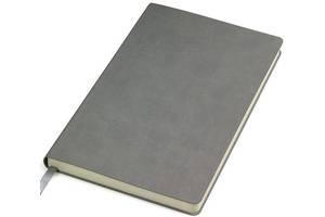 Ежедневник Thinkme Funky серый с мягкой обложкой