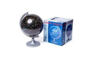 Глобус зоряне небо настільний оригінальний 250 мм з поясненням (рус. BST 540093
