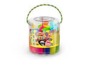 Комплект креативного творчества Danko Toys тесто для лепки Master Do (7457dt)