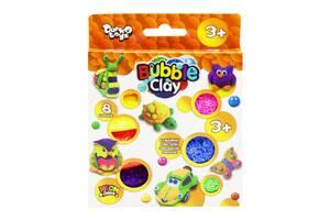 "Креативное творчество ""Bubble Clay"" 8 цветов укр (20) BBC-04-01U"