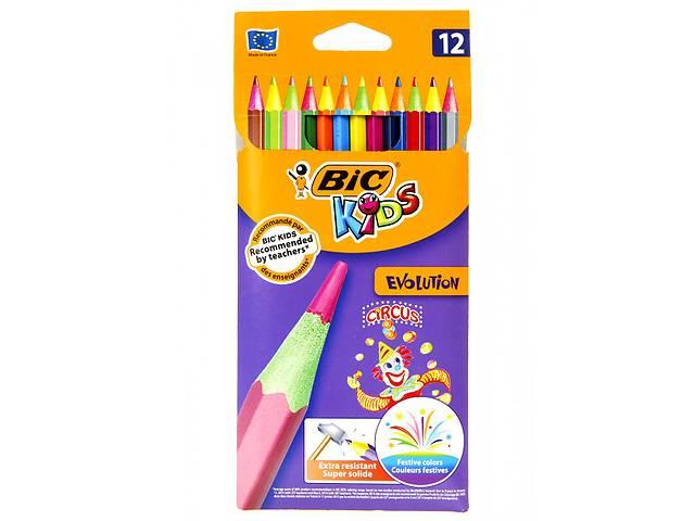 продам Набор карандашей BIC 12 шт. бу в Киеве